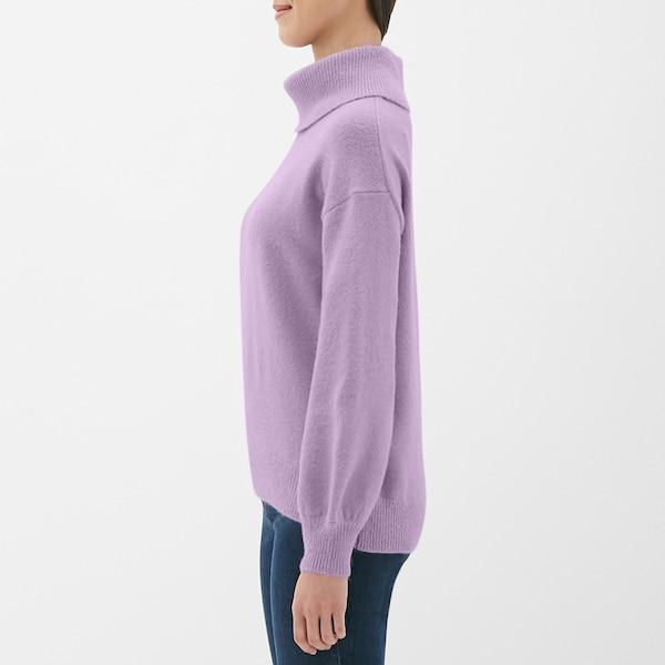 オーバーサイズタートルネックセーター(長袖)SC