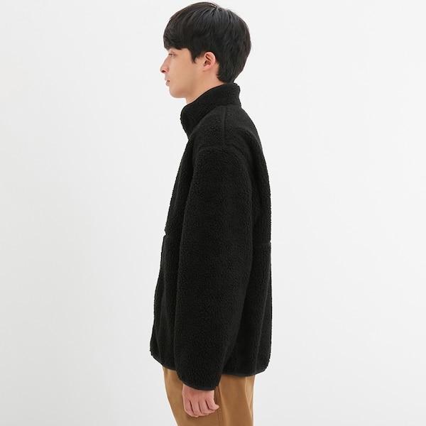 シープボアフリースジャケット(長袖)