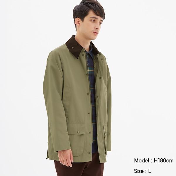 ハンティングジャケット+E-BROWN
