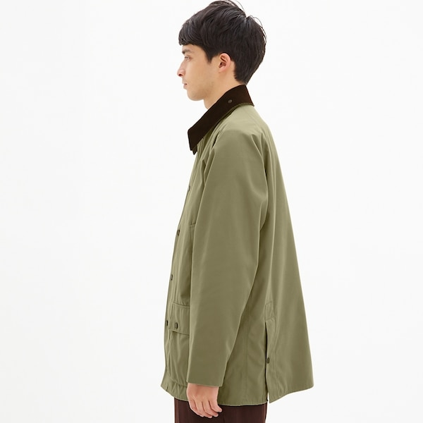 ハンティングジャケット+E