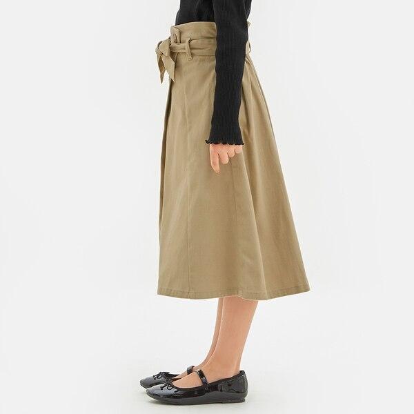 GIRLSトレンチスカート