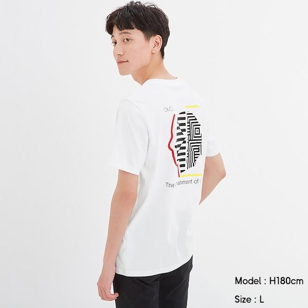 グラフィックT(半袖)GreatestHits 3-WHITE