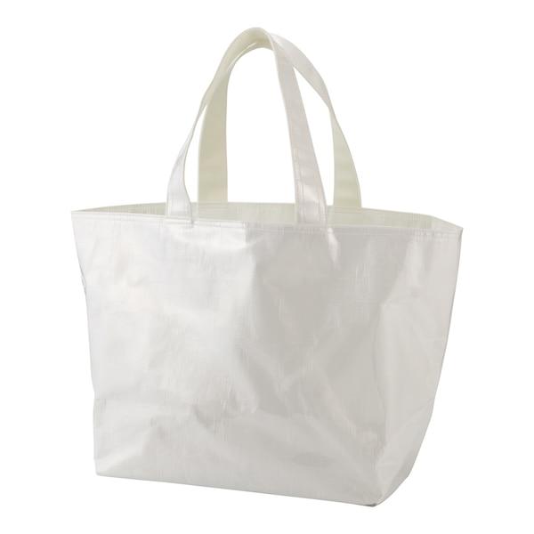 クリアビッグトートバッグ+E-WHITE
