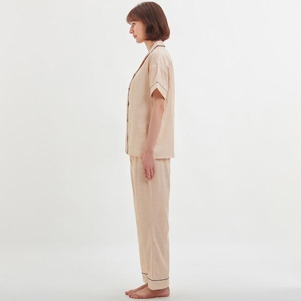 オーガニックコットンパジャマ(半袖)