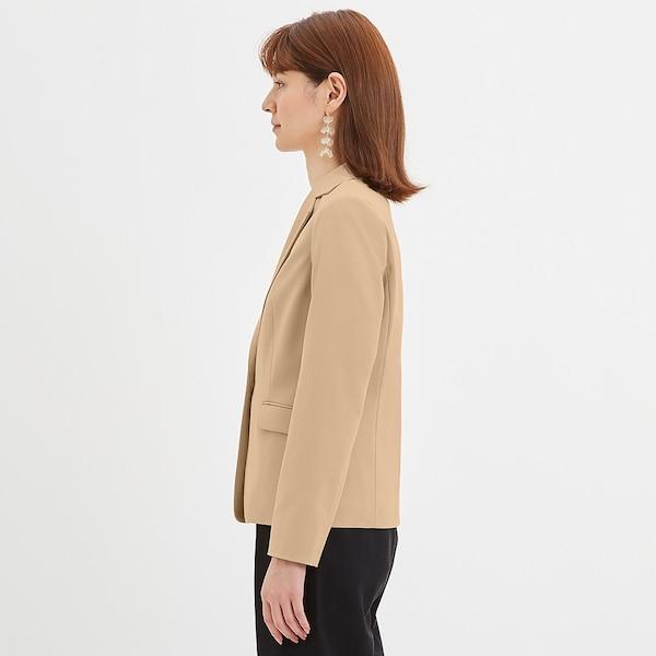 テーラードジャケットZ+E(セットアップ可能)