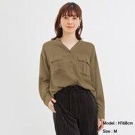 ワークスキッパーシャツ(長袖)+X