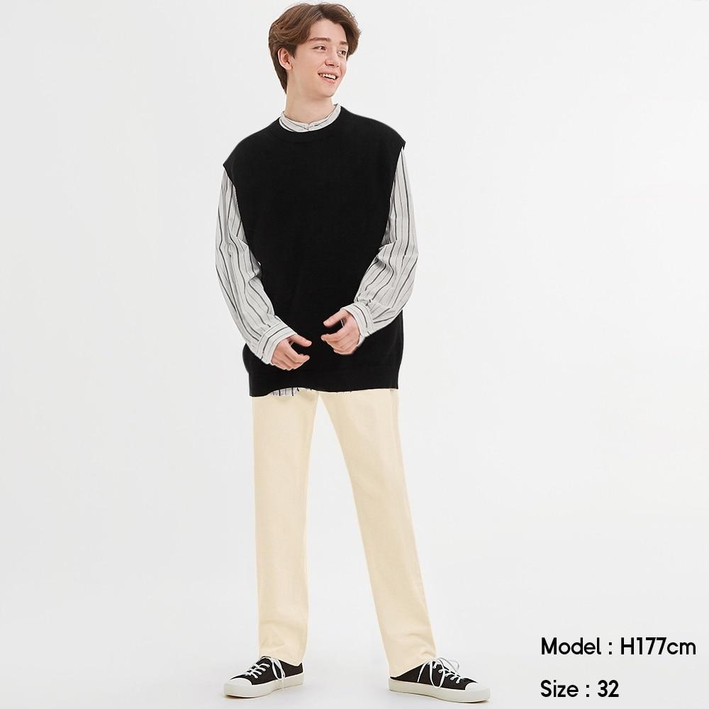 (GU)レギュラージーンズ(股下83cm)+EC