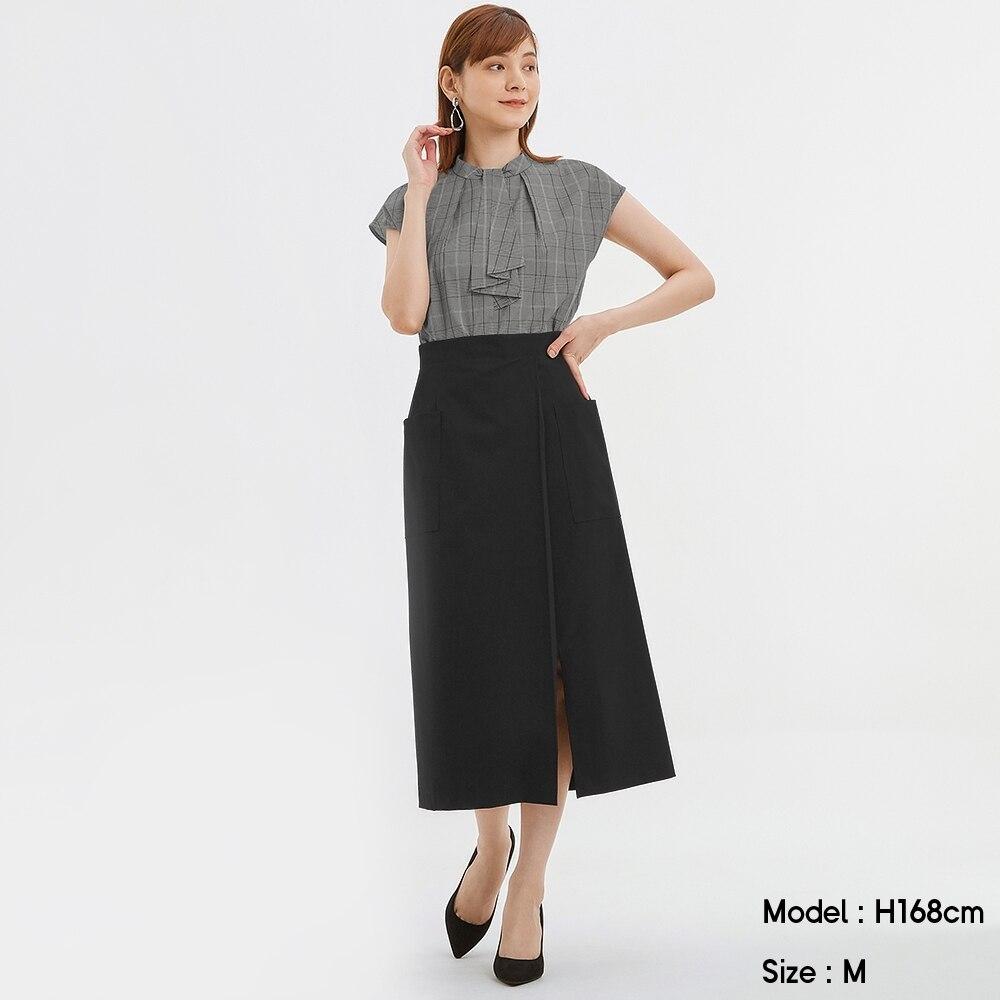フロントポケットナロースカートZ+E