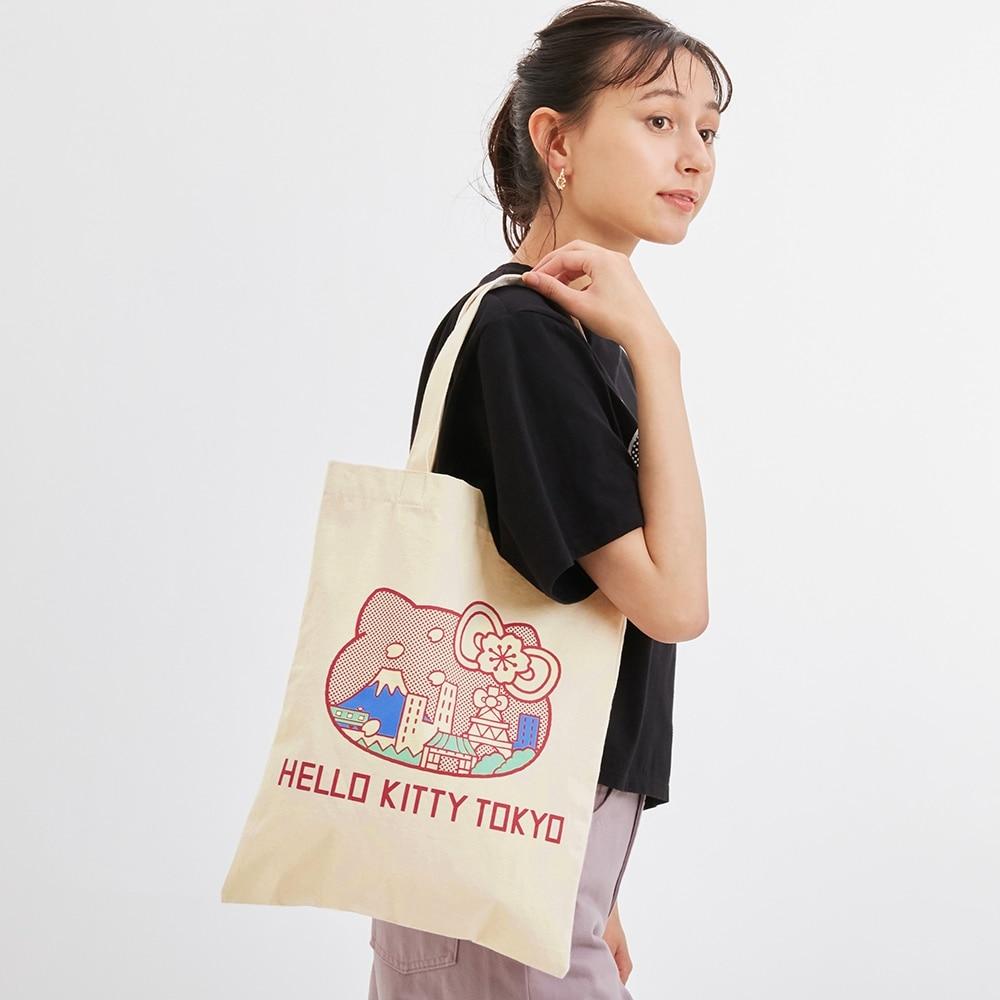 トートバッグSANRIO +E