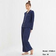 パイルパジャマ(長袖)