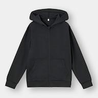 KIDS(男女兼用)UVカットフルジップパーカ(長袖)