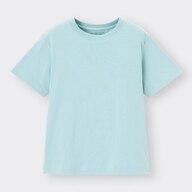 KIDS(男女兼用)コットンカラーT(半袖)
