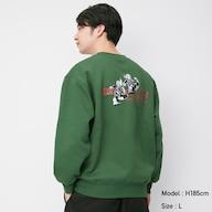 ビッグスウェットシャツ(長袖)KAMEN RIDER 1