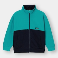 BOYSバイカラートラックジャケット(長袖)