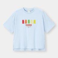 GIRLSグラフィックT(半袖)HARIBO 2 JR