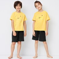 KIDS(男女兼用)ラウンジセット(半袖)Pokemon AT 1