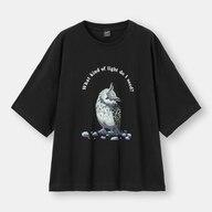 ワイドフィットT(5分袖)Keina Suda 5