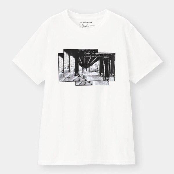 グラフィックT(半袖)TOKYO ST 2-WHITE
