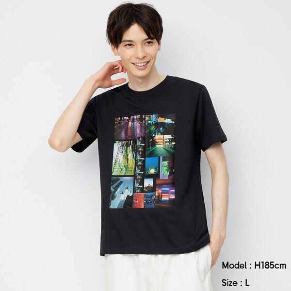 グラフィックT(半袖)TOKYO ST 8-BLACK
