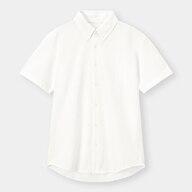 フルオープンポロシャツ(半袖)CL+E