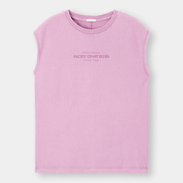 ウォッシュドT(半袖)SD+E-PINK