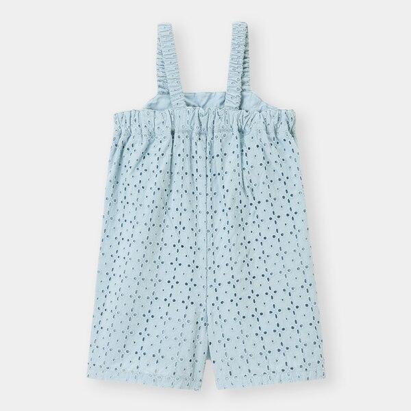 BABY(TODDLER)GIRLSレースサロペットパンツ+E