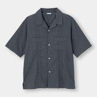 キューバシャツ(5分袖)NT+E