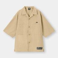 オープンカラーシャツ(5分袖)BiSH