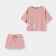 ラウンジセット(半袖&ショートパンツ)Kirby