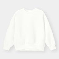 KIDS(男女兼用)ダブルフェイスプルオーバー(長袖)