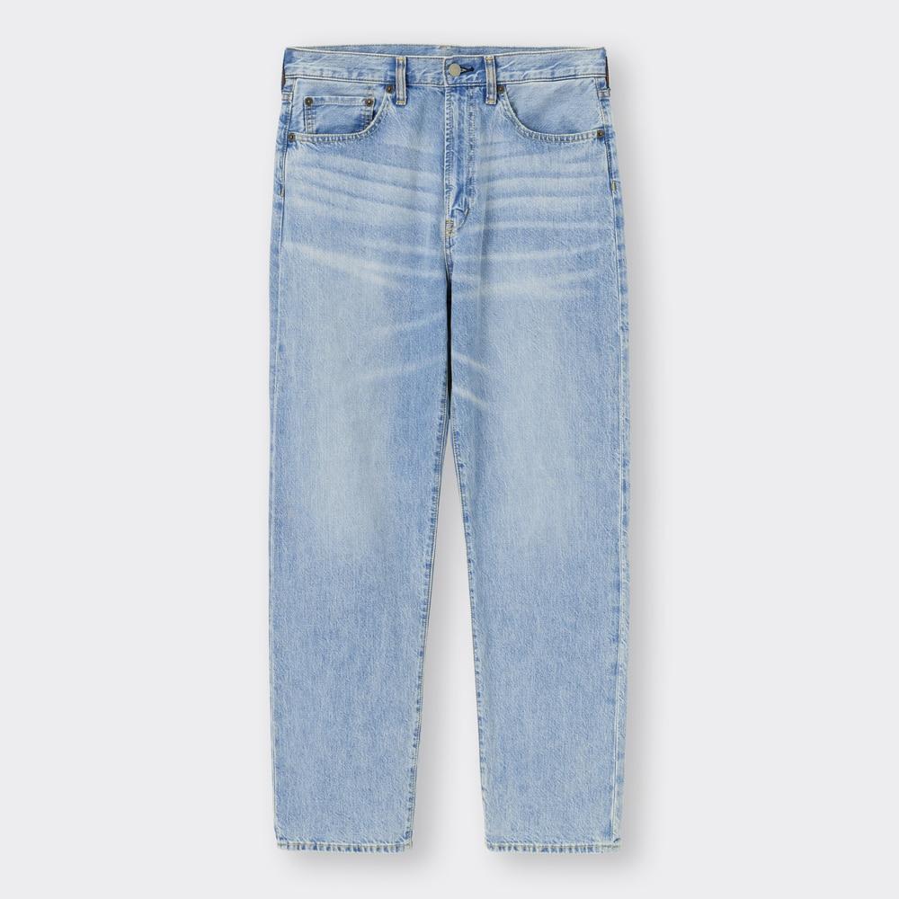 (GU)レギュラージーンズ+E(股下76cm)