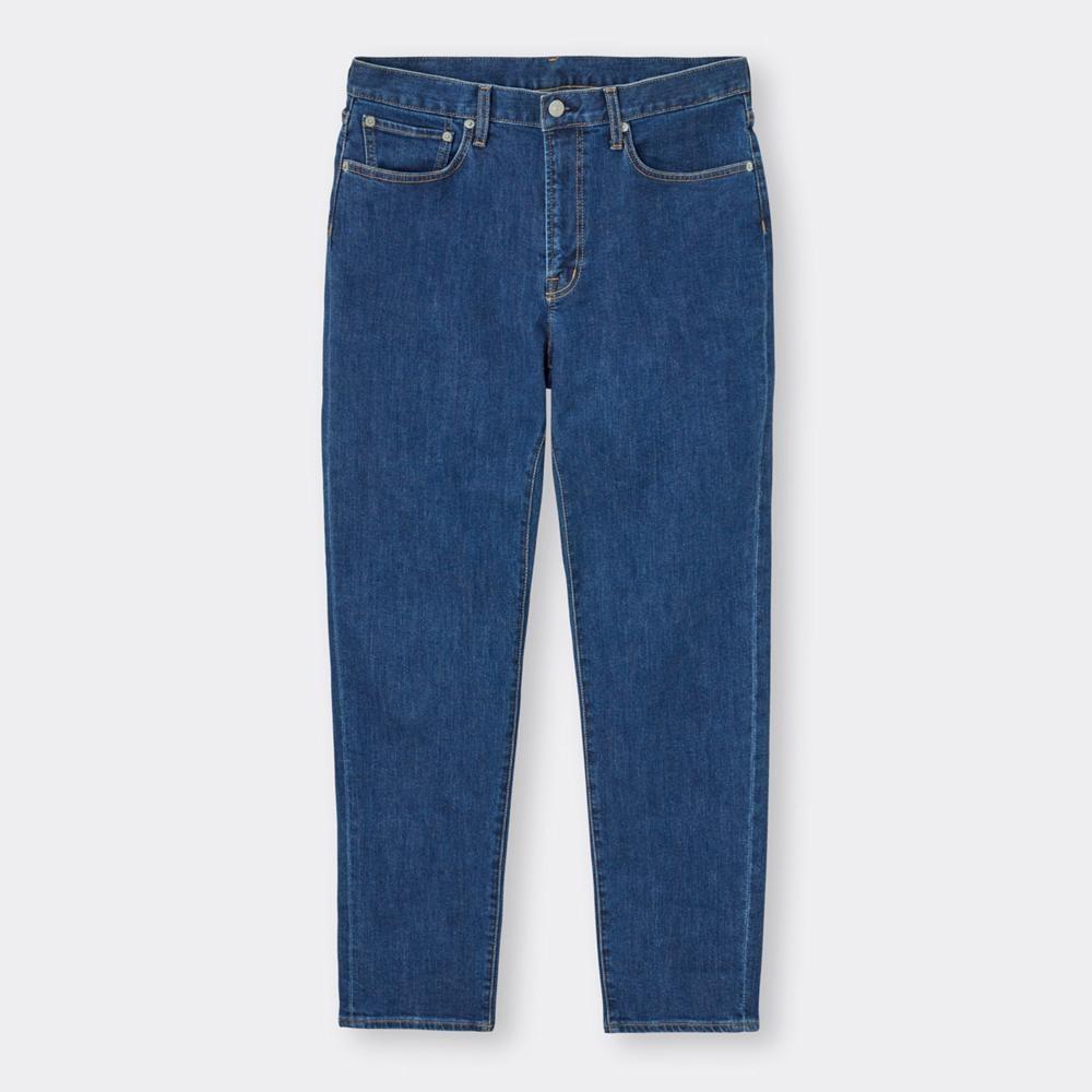 (GU)ストレッチスリムジーンズ(股下76cm)
