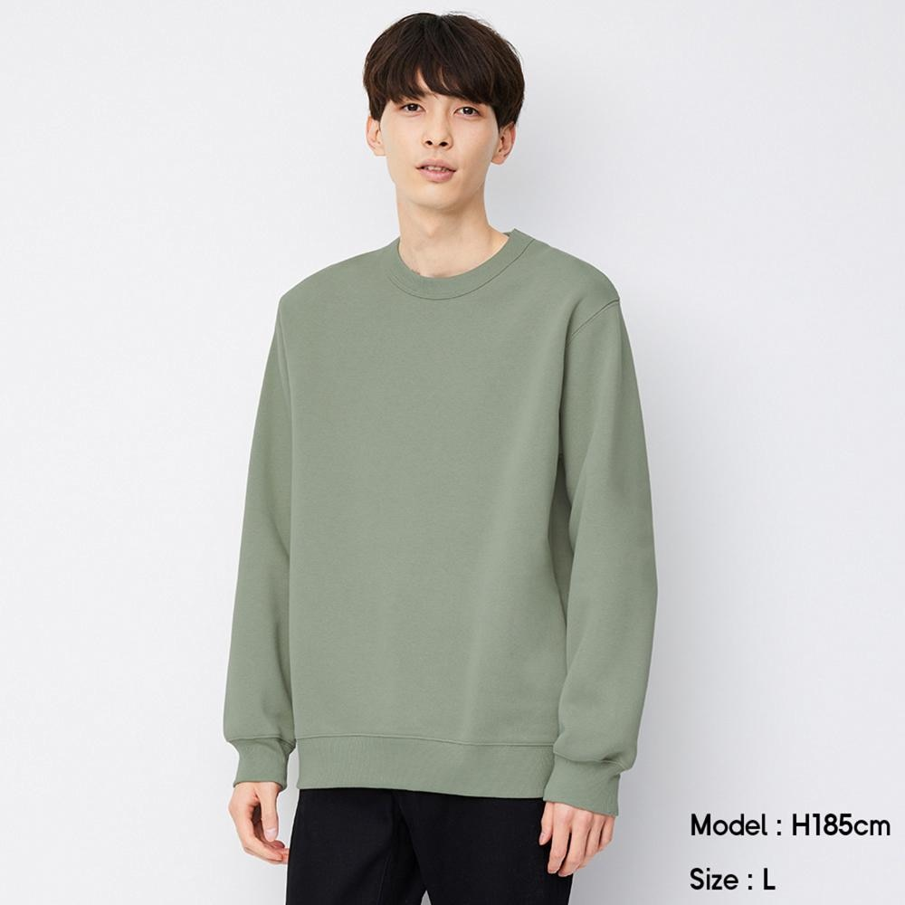 (GU)スウェットシャツ(長袖)