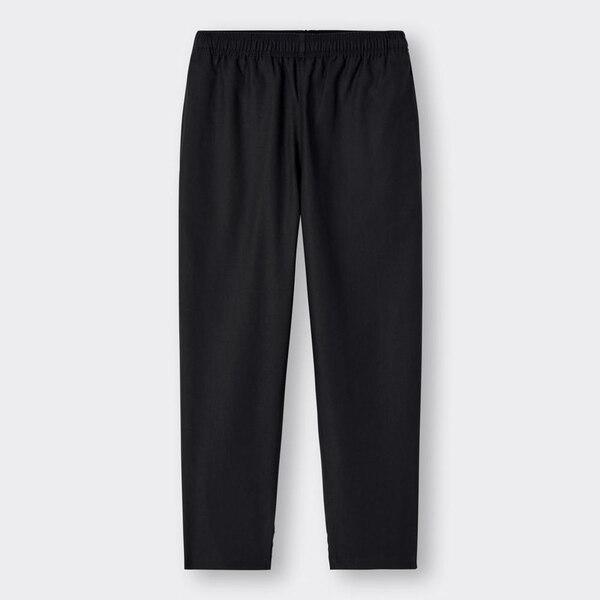 KIDS(男女兼用)シェフパンツ-BLACK