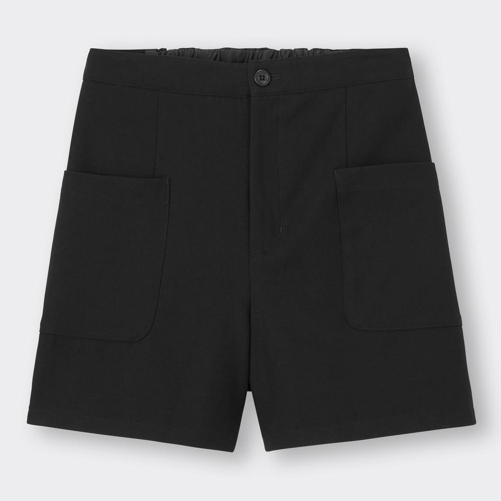 (GU)ポケット付きショートパンツYG+X