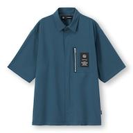 ジップポケットシャツ(5分袖)UNDERCOVER