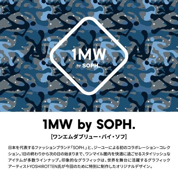 ハーフパンツ1MW by SOPH.