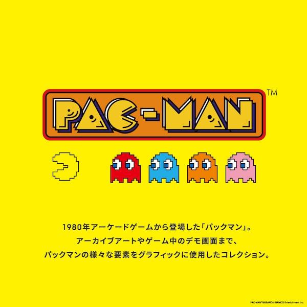 キャンバストートバッグPAC-MAN +E