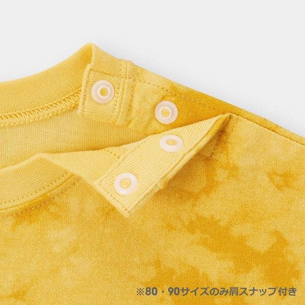 BABY(TODDLER)BOYSタイダイプリントT(半袖)+E