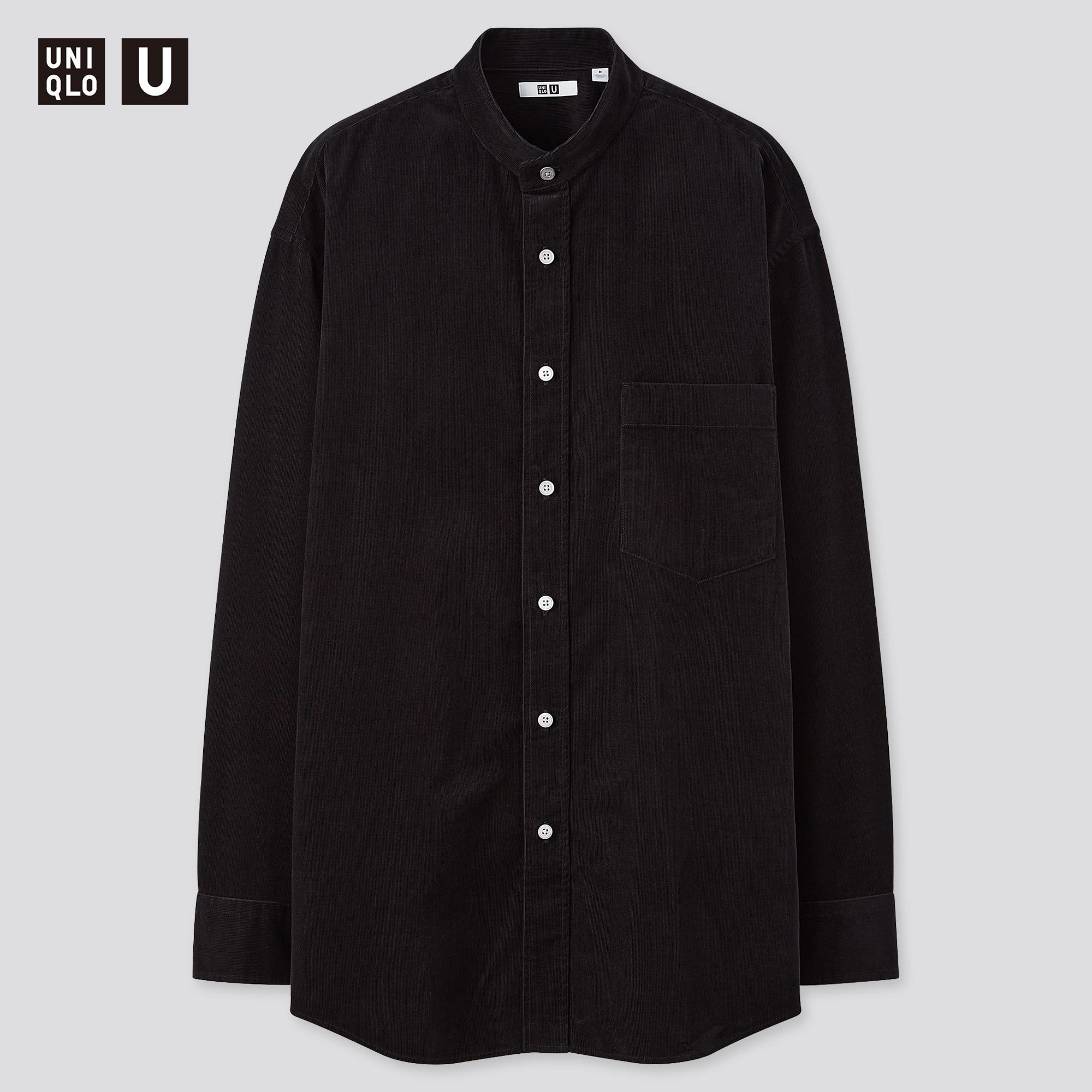 なし シャツ 襟