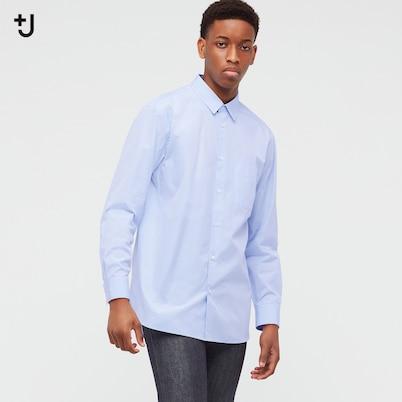 スーピマコットン レギュラーフィットシャツ (長袖・チェック)