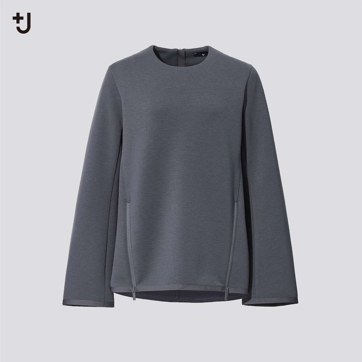 ドライスウェットクルーネックシャツ(長袖)