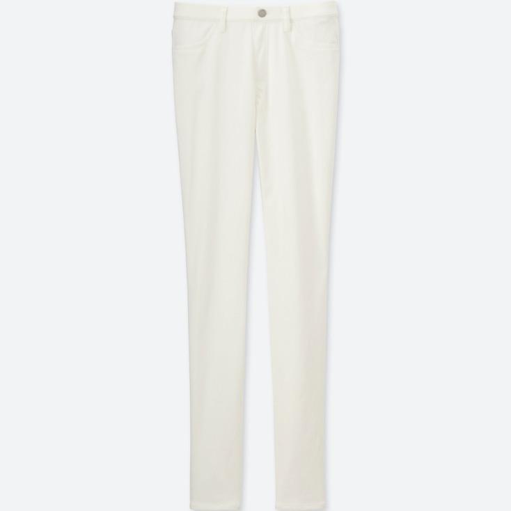 Women'S Leggings, White, Large
