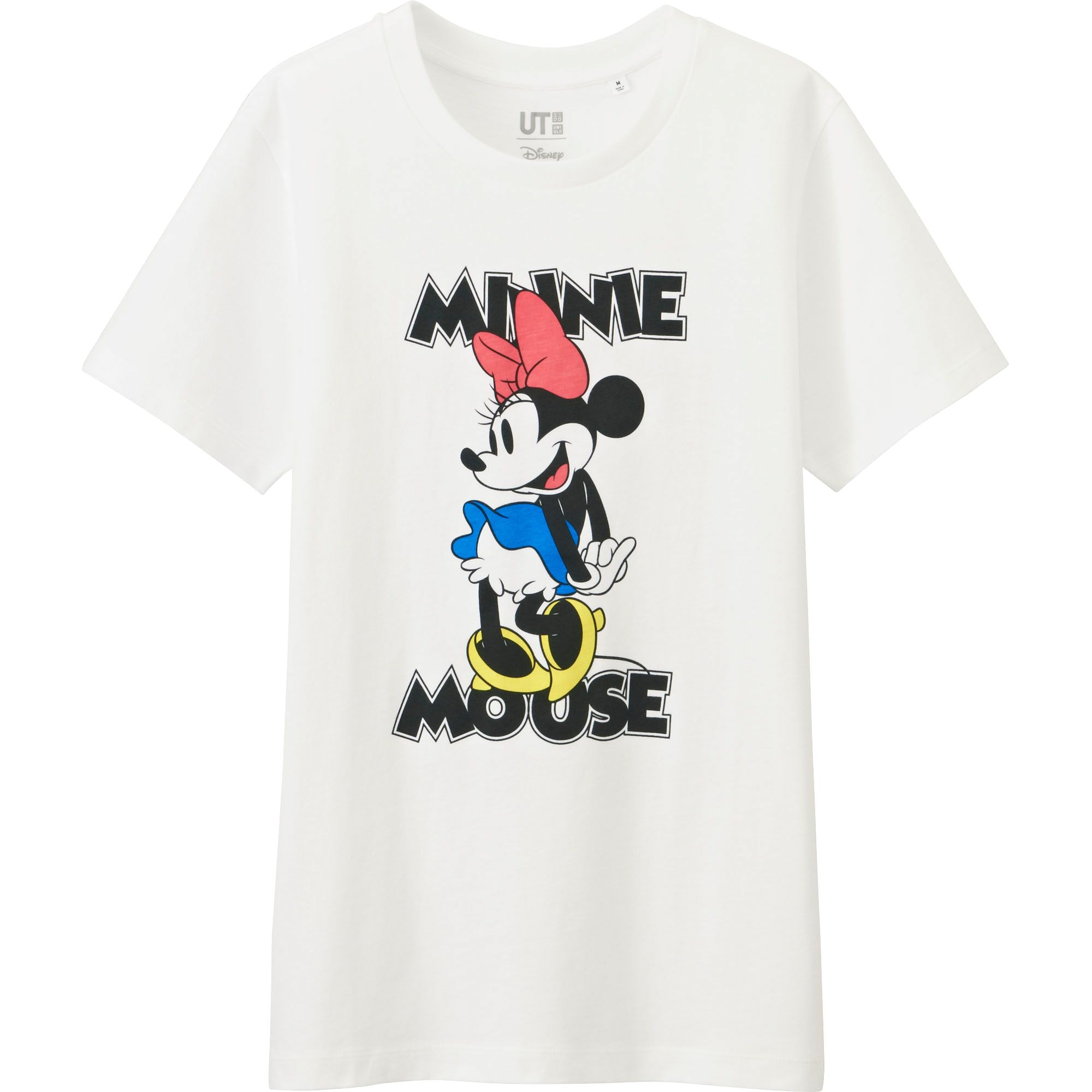 415db9fe8 Images. Women Disney Project Graphic T-Shirt, WHITE ...