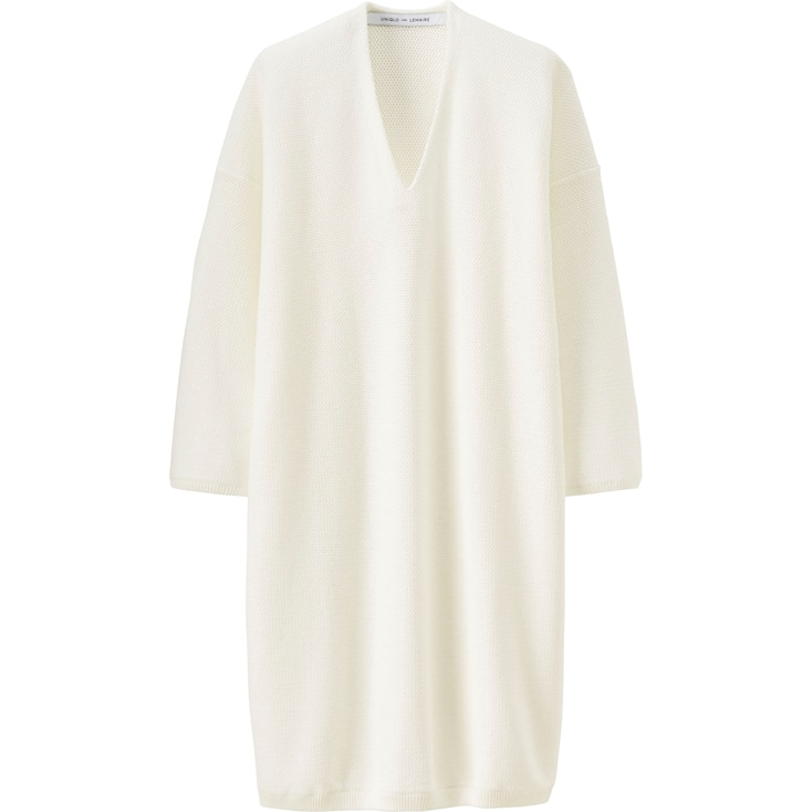 W'S Tunic, Off White, Large
