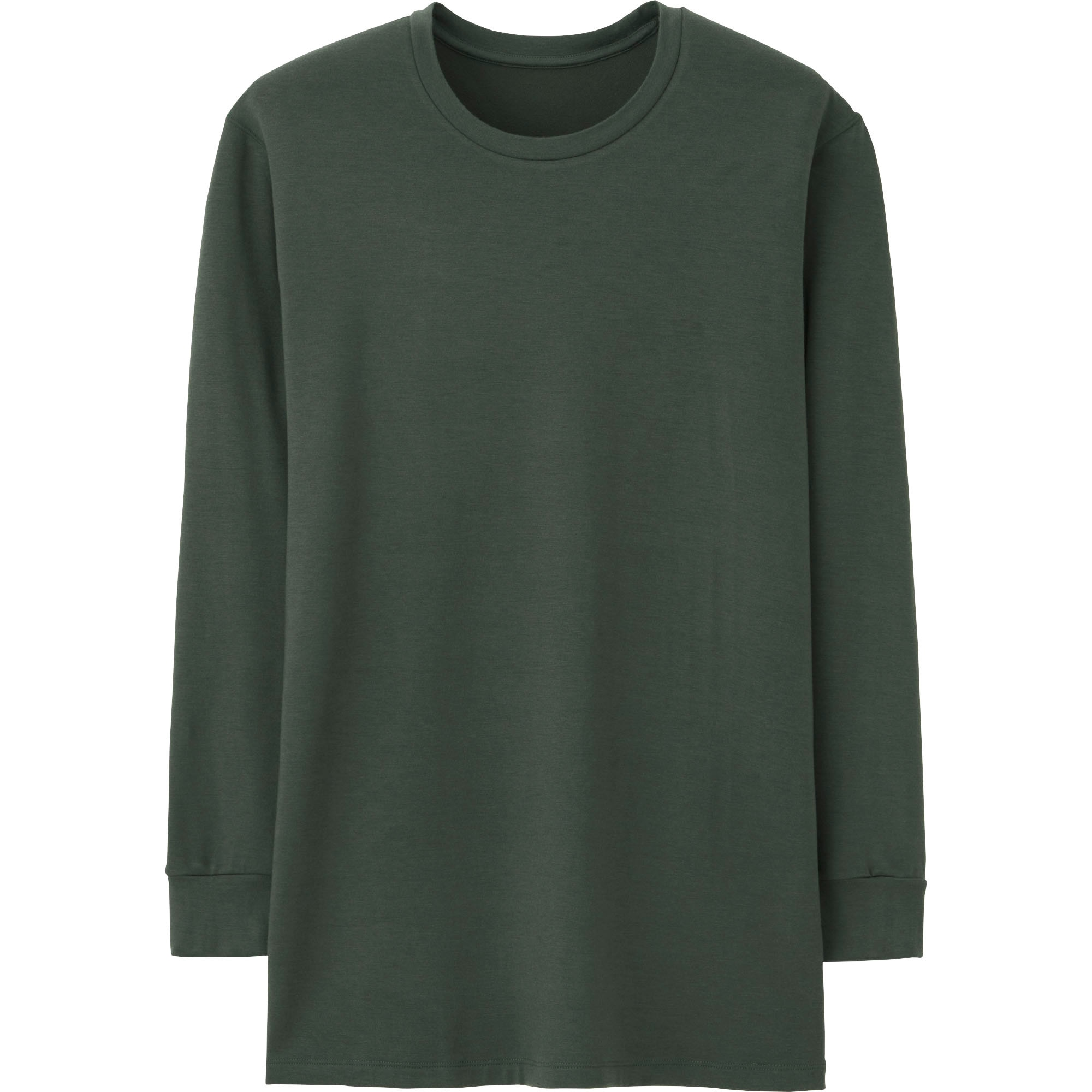 3ec62c96 Men HEATTECH Long Sleeve Extra Warm T-Shirt | UNIQLO US