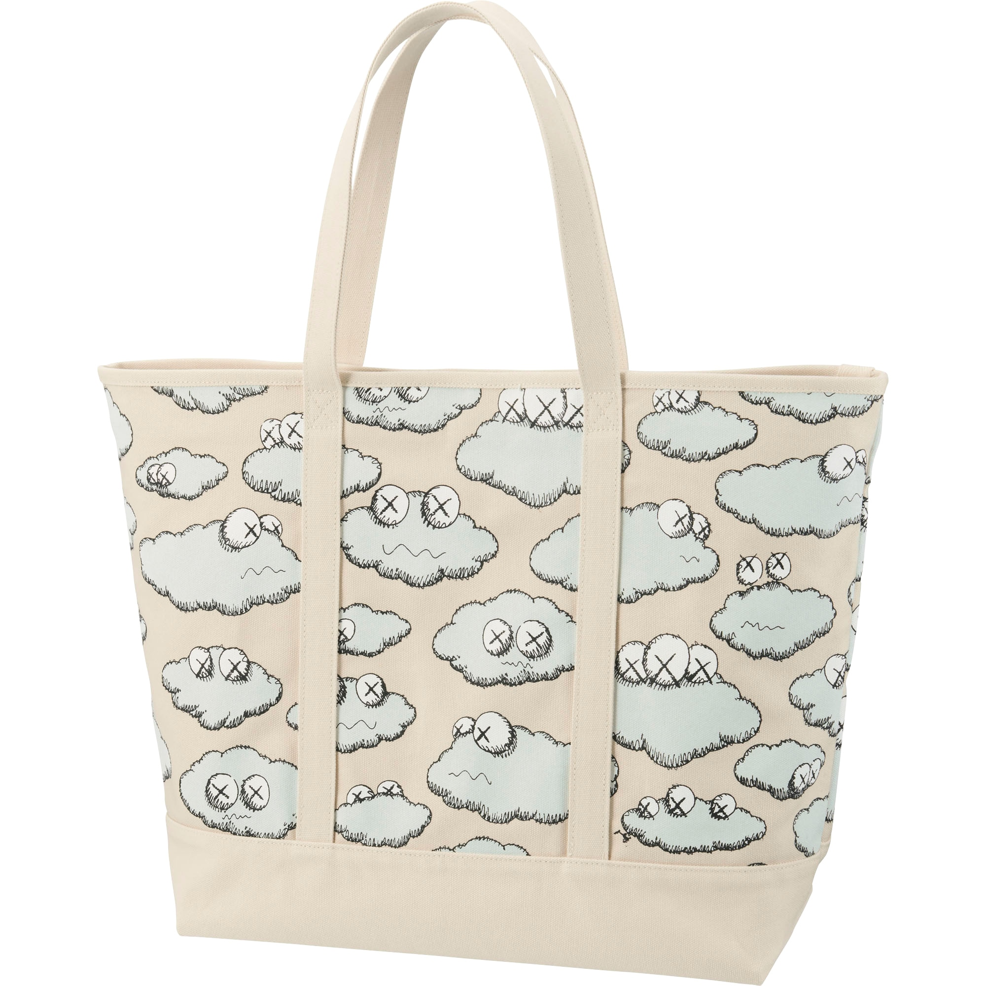 548fdcd37f6 Images. KAWS LARGE SIZE TOTE BAG ...