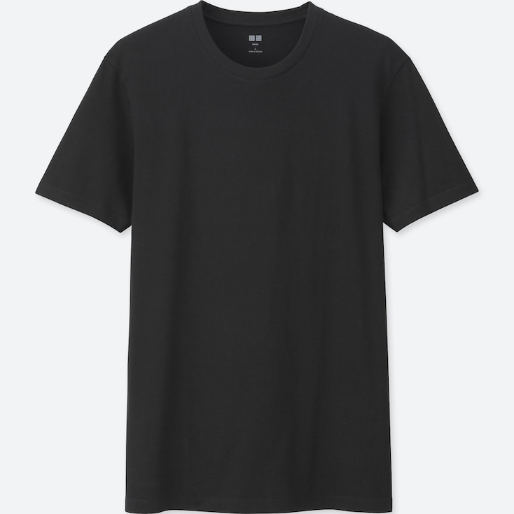4872fd06 MEN SUPIMA COTTON CREW NECK T-SHIRT | UNIQLO UK