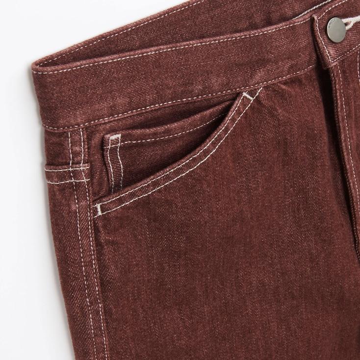 Women U High Rise Regular Fit Jeans, Black, Large