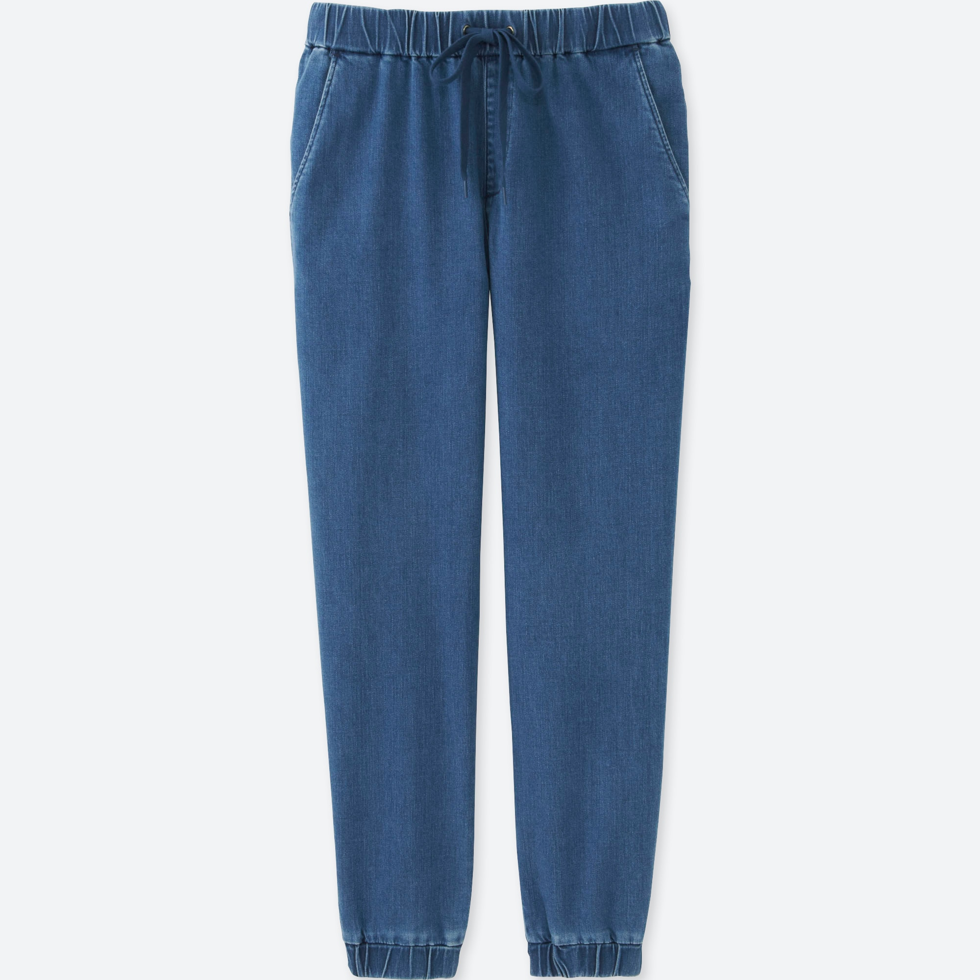 new high high quality guarantee official site WOMEN DENIM JOGGER PANTS